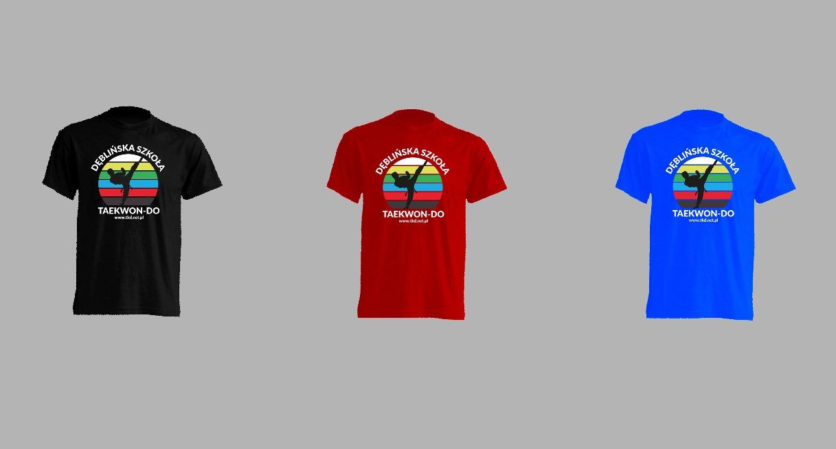 Zamawiamy koszulki klubowe – wzór 2021